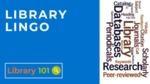 Library Lingo by Sarena Hicks