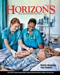 Horizons Fall 2011 by Nova Southeastern University