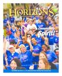 Horizons Spring 2011 by Nova Southeastern University