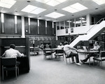 Einstein Library in Mailman/Hollywood by Stan O'Dell