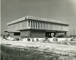 Edwin M. and Ester L. Rosenthal Student Center Under Construction