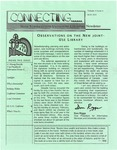 Connecting, May 2002, Volume 4, Issue 2 by Nova Southeastern University Libraries