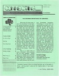 Connecting, March 2001, Volume 3, Issue 1 by Nova Southeastern University Libraries