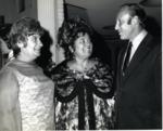 Shirley Fischler, Theresa Castro, Abraham Fischler