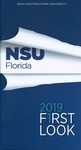 2019 F1rst Look by Nova Southeastern University