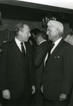 Abe Fischler and William H. Sullivan by Nova Southeastern University