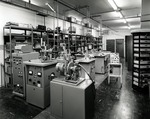 Machine shop at the Leo Goodwin Institute for Cancer Research