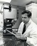 Mr. Michael Twist, Ph.D. student at the Leo Goodwin Institute for Cancer Research