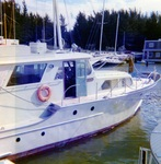 R/V Gulf Stream 1970