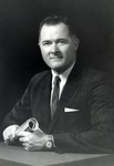 Portrait of Warren Winstead, the first President of what was incorporated as Nova University of Advanced Technology in 1964. In 1973 the Board of Trustees changed the name to Nova University. In 1994, Nova University merged with Southeastern University of the Health Sciences to form Nova Southeastern University