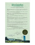 City of Pembroke Pines Proclamation by City of Pembroke Pines