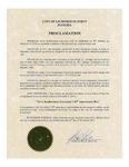 City of Lighthouse Point Proclamation