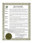 City of Lauderhill Proclamation by City of Lauderhill