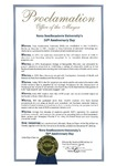 City of Sunrise Proclamation