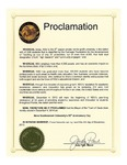 Town of Davie Proclamation