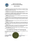 City of Dania Beach Proclamation by City of Dania Beach