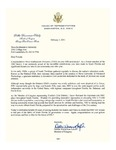 Congressional Wasserman Schultz Proclamation by United States House of Representatives