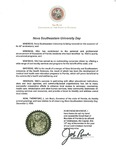 State of Florida Proclamation