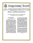 Congressional Record Proclamation