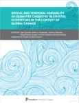 Spatial and Temporal Variability of Seawater Chemistry in Coastal Ecosystems in the Context of Global Change
