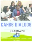 Fall 2016 by CAHSS Graduate Student Government Association