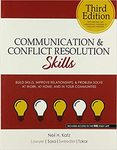Communication and Conflict Resolution Skills (3rd Edition)