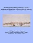 The Edward Bliss Emerson Journal Project: Qualitative Research by a Non-Hierarchical Team by José G. Rigau-Pérez, Silvia E. Rabionet, Annette B. Ramírez de Arellano, Wilfredo A. Géigel, Alma Simounet, and Raúl Mayo-Santana