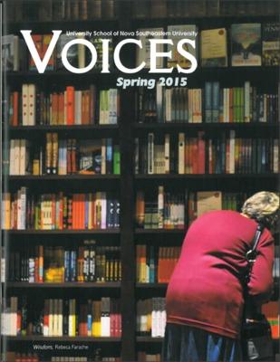 Voices - Spring 2015