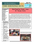 The Shining Sun Issue 22: Summer 2011 by The University Lower School