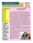 The Shining Sun Issue 28: Summer 2014 by The University Lower School