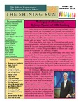 The Shining Sun Issue 30: Summer 2015 by The University Lower School