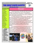 The Great White Gazette Issue 35: Summer 2018 by University Lower School