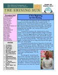 The Shining Sun Issue 29: Winter 2014 by University Lower School