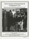 ILSA Journal of International and Comparative Law Staff 1997-1998