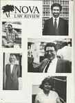 Nova Law Review Staff 1986-1987