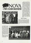 Nova Law Review Staff 1987-1988
